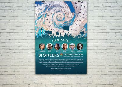Bioneers Conference Poster 2017