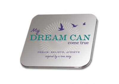 "Dr. Tererai Trent's ""Dream Can"""