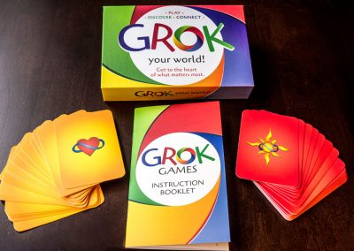 Grok Games - Packaging