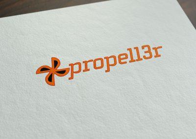 Propell3r Logo