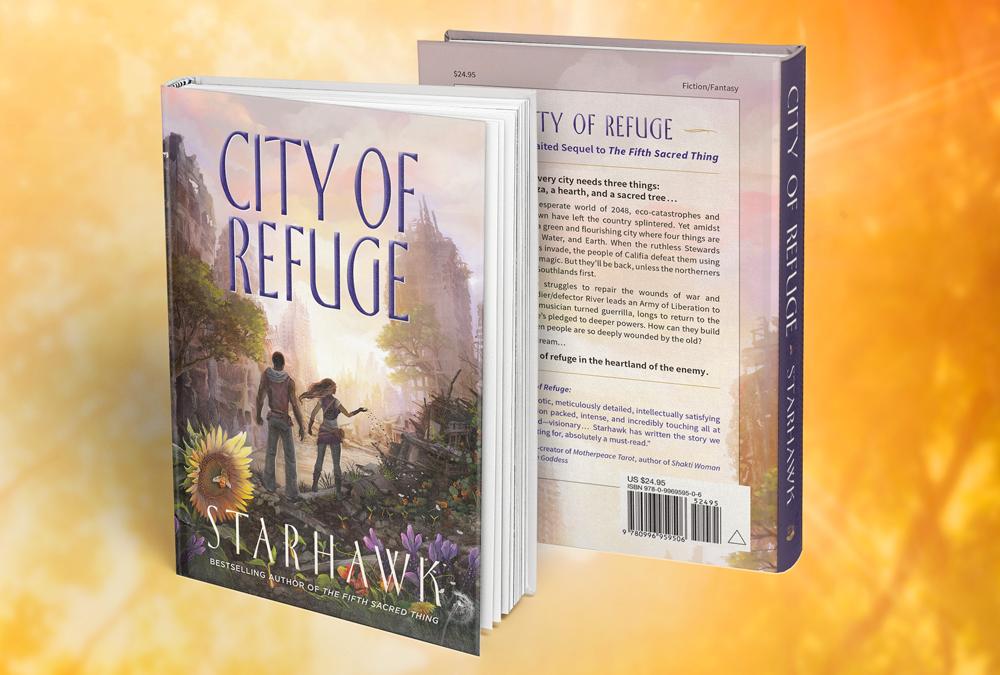 "Starhawk ""City of Refuge"""