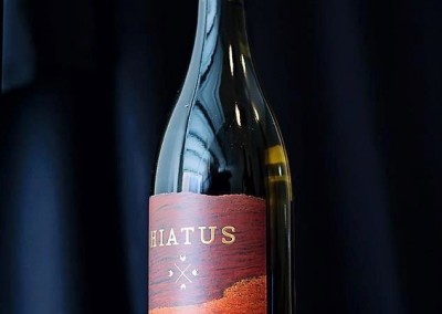 Hiatus Cellars - Branding & Wine Label